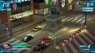 Cars 2 3DS Reg Free