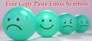 202000+New Free Copy Paste Emoji Symbols