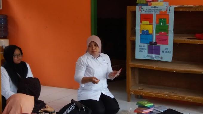 Zuhdi Astuti Kenalkan 13 Materi Pertemuan pada Kader BKB Cekel, Jetis