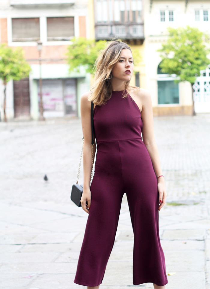 cripped jumpsuit