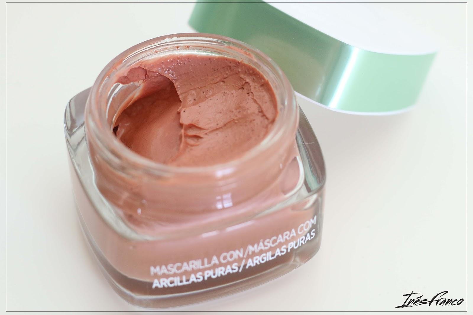 Mascara loreal argila verde