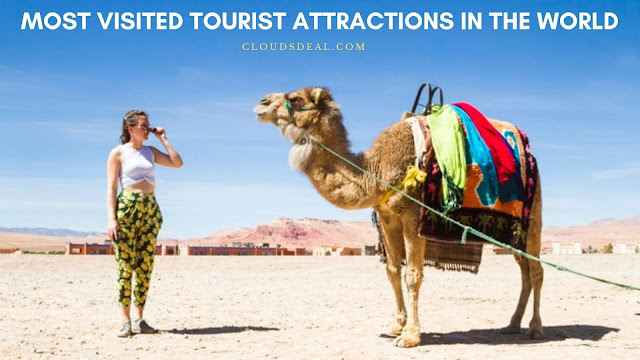 Most Visited Tourist Attractions in the World