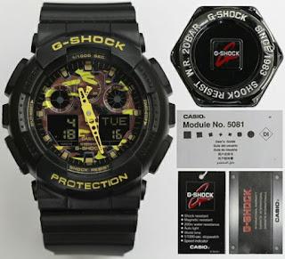 Jam Tangan G-Shock Original BM