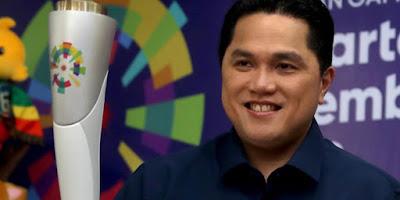Erick Thohir Menolak Untuk Jadi Ketua Umum PSSI