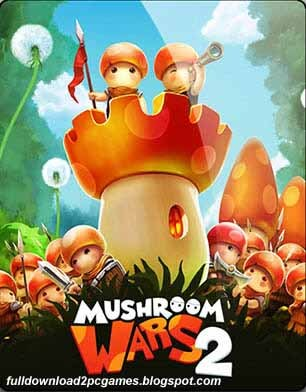Mushroom Wars 2 Free Download PC Game