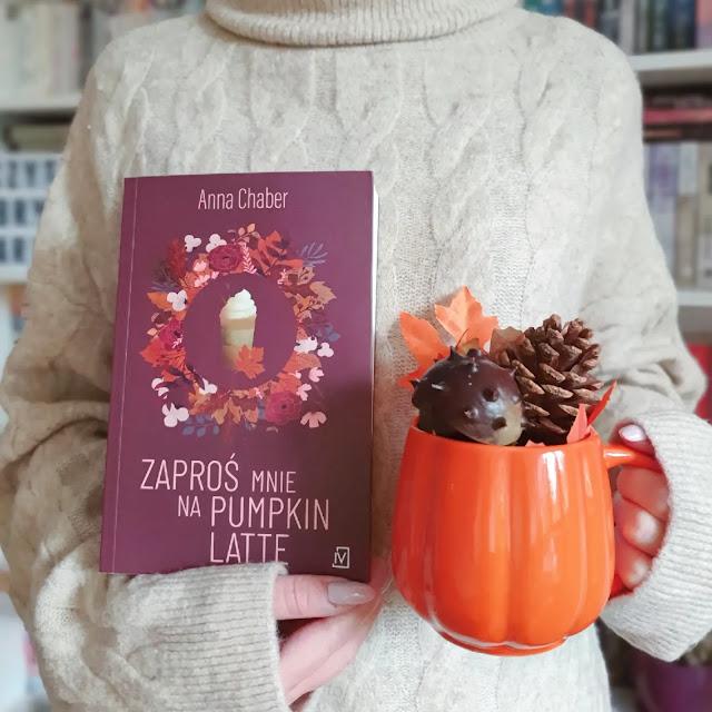 Anna Chaber – Zaproś mnie na pumpkin latte