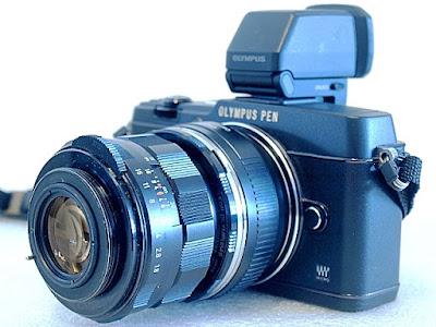 Reverse Ring Macros, Camera Setup