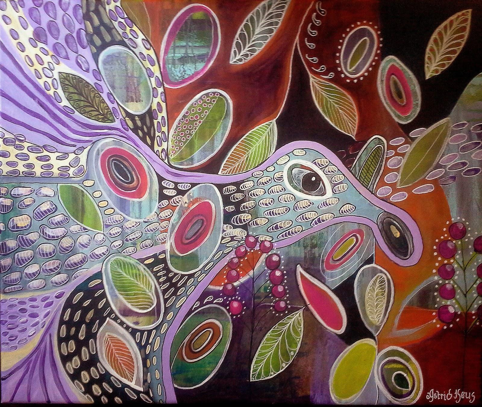 Bird of Seeds Astrid Keus July 2015