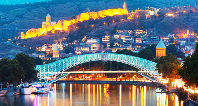 Best places to visit in Tbilisi Georgia