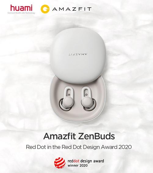 Huami Amazfit ZenBuds Smart Sleep Earbuds