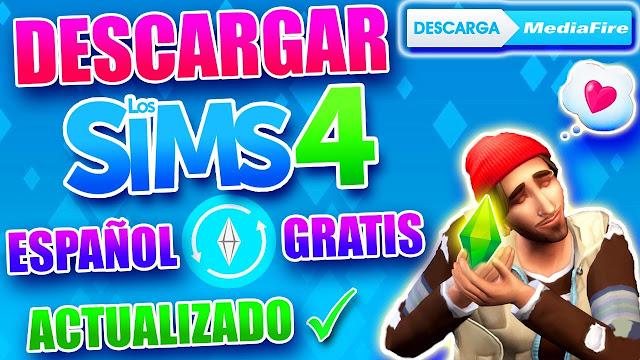 los sims 4 1.77.131 con todas las expansiones en español por mediafire 2021