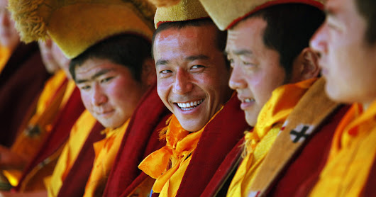 Increase Vitality Health and Spirituality Through The 5 Tibetan Rites