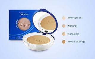 Bedak Marcks Venus Two Way Cake