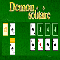 Demon Solitaire Card Game