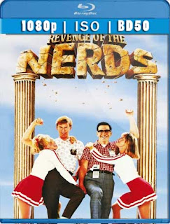 La venganza de los nerds (1984) BD50 [1080p] Latino [GoogleDrive] SilvestreHD