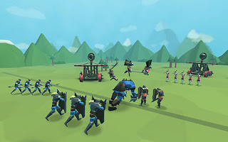 Game Epic Battle Simulator 2 V1.1.01 MOD Apk