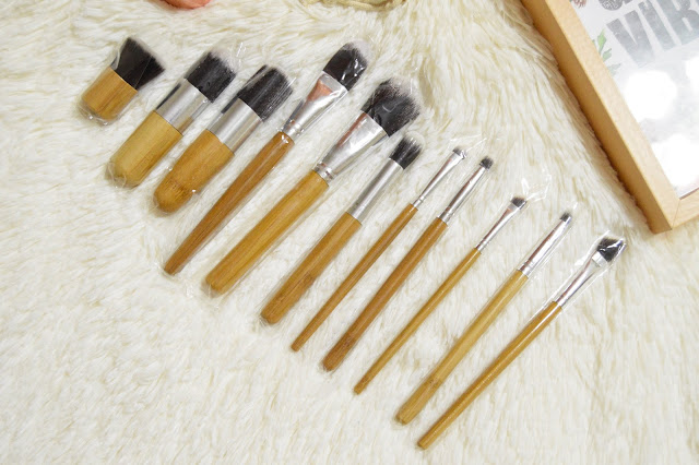 Gearbest Make-up Brush Set 2