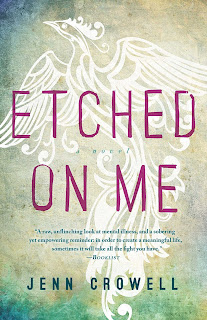 Review: Etched on Me by Jenn Crowell