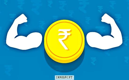 strong rupee