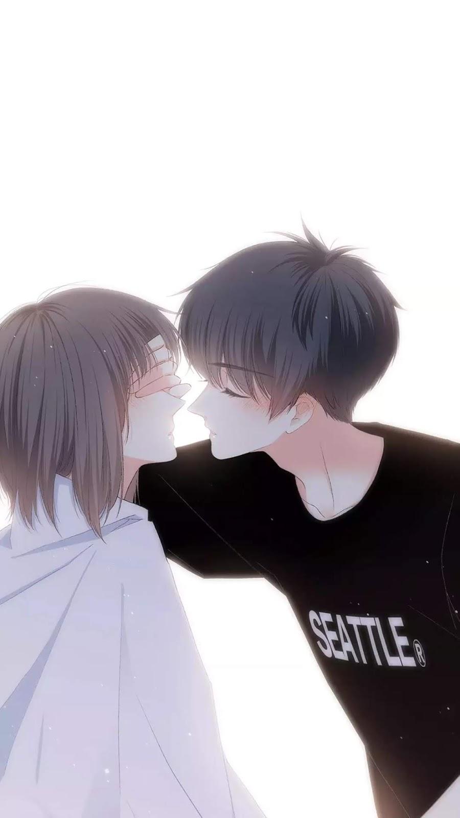 hình nền điện thoại anime đáng yêu