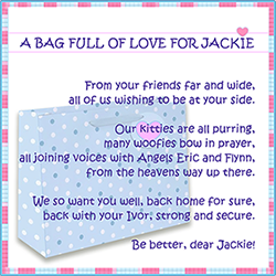 FOR JACKIE ~