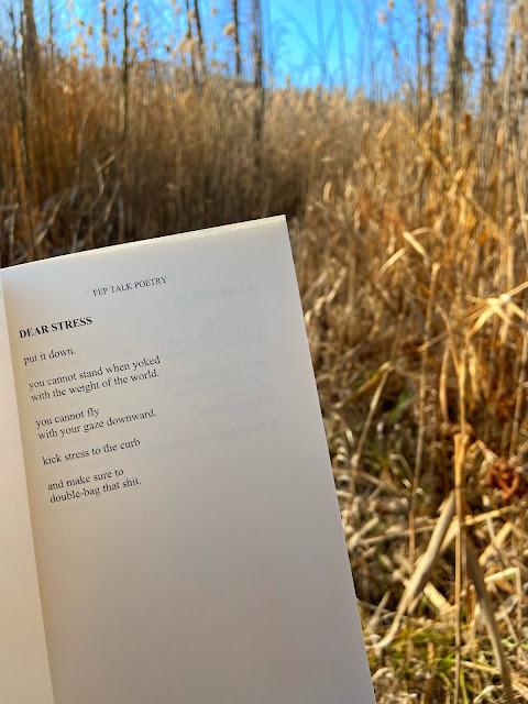 Pep Talk Poetry