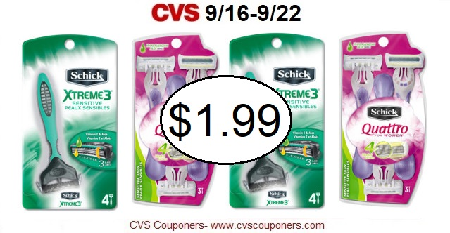 http://www.cvscouponers.com/2018/09/stock-up-pay-199-for-schick-disposables.html