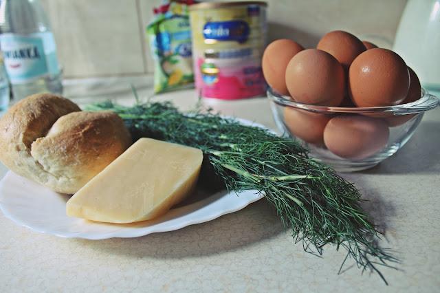 mielone z jajek