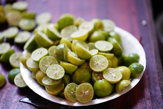 Os Benefícios do limão e do suco de limão
