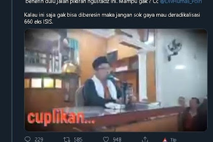 Kontroversial! Video Pengkhotbah Sebut Indonesia Kini Dipimpin Rezim PKI