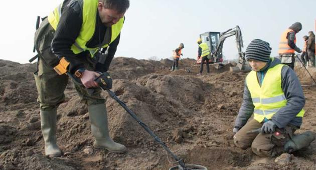 Medieval silver treasure found on German Baltic island