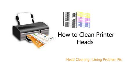 प्रिंटर का Head Clean कैसे करें | Head Cleaning | Lining Problem Fix