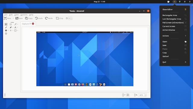 Ksnip screenshot tool