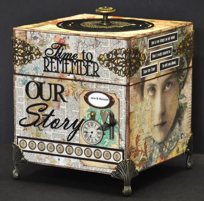 Box of Memories All Day Workshop