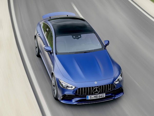 Mercedes-AMG GT 4 portas 2022
