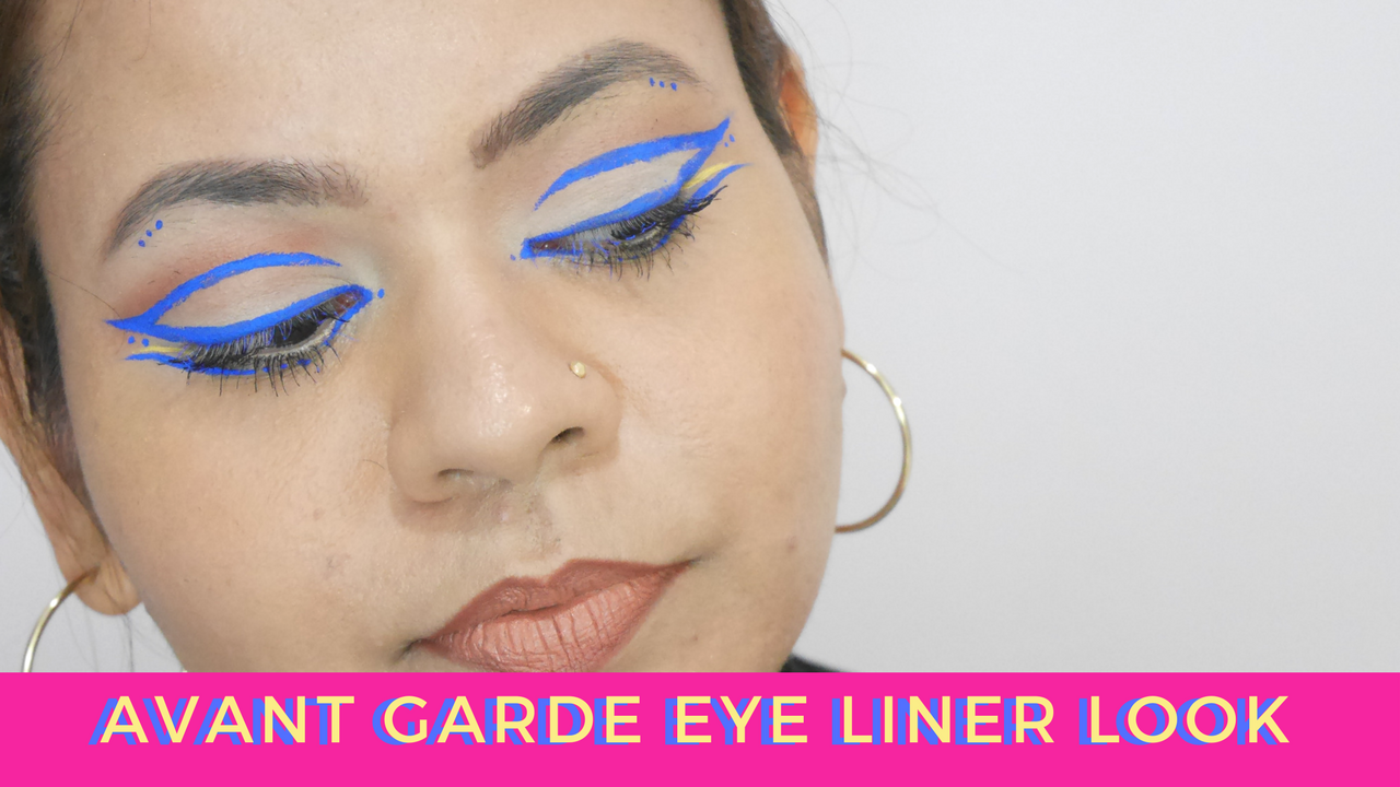 Avant garde eye makeup tutorial theleiav theleiav on a tuesday afternoon i had absolutely nowhere to go and i felt it would be the best time to test out this eye look on myself please do keep reading to solutioingenieria Gallery