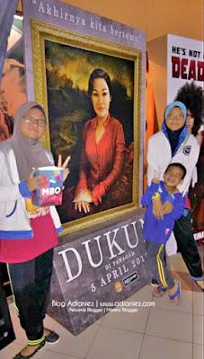 Review Wayang : Dukun