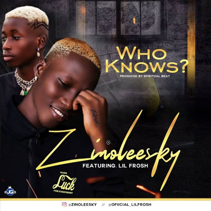 [Music] Zinoleesky x Lil Frosh - Who Knows