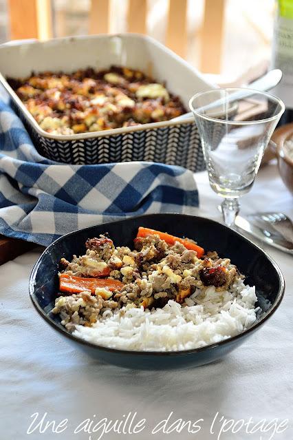 gratin-viande-carotte-feta-campagne gourmande