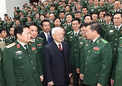 Phạm Chí Dũng đang chia rẽ Quân đội và Công an