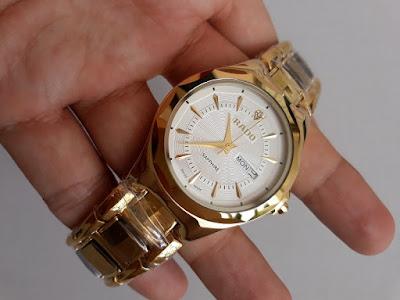 Đồng hồ nam cao cấp dây đá ceramic RD