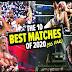 WWE divulga lista com melhores lutas de 2020
