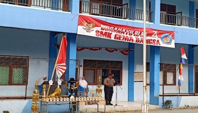 Pos Cisadane, Kapolsek Cisoka Himbau Pelajar Tidak Ikuti Demo ke Jakarta