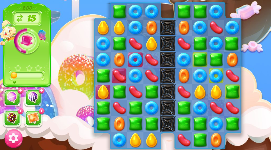Candy Crush Jelly Saga 233