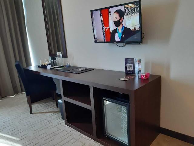 Hotel berbintang di Madiun
