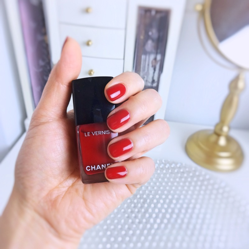Chanel Le Vernis Shantung swatch