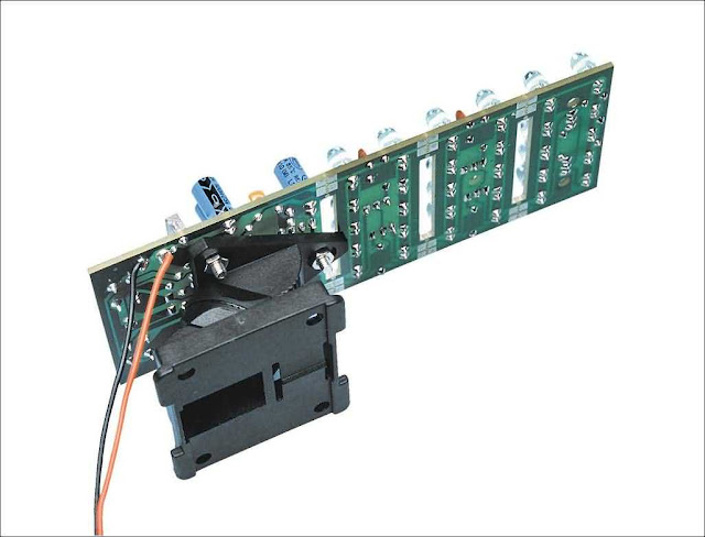 Ldr Based 12v White Led Driver For Up To 30 Leds Circuit Coll