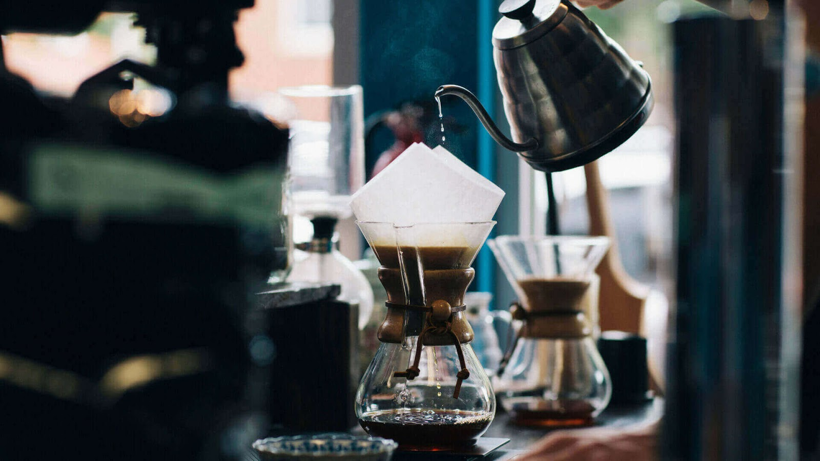 how to open coffee shop business
