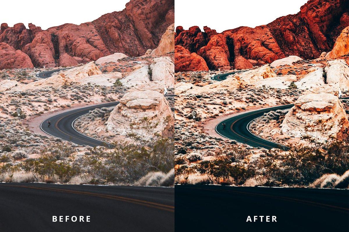 Preset Lightroom Desktop – Moody Color Lightroom Presets (LR)