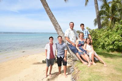 Family Photos Honolulu